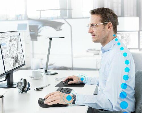 Verbeterde ergonomie en efficiëntie op uw CAD-werkplek
