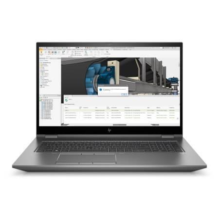 HP ZBook Fury 17 G7 - Pointcloud en Large Assemblies