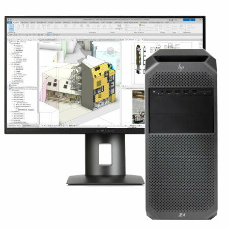 HP Z4 Tower G4 - Revit