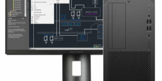 HP Z2 Tower G5 - AutoCAD