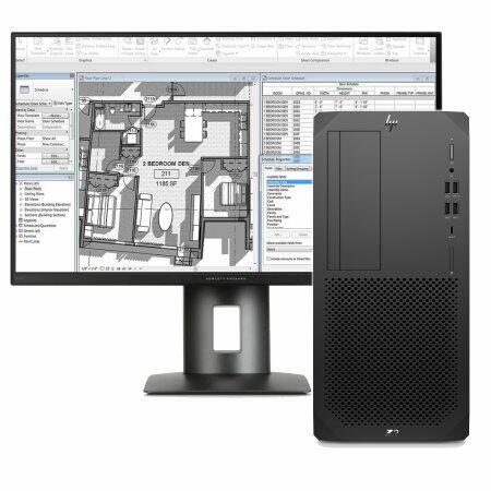 HP Z2 Tower G5 - Revit LT