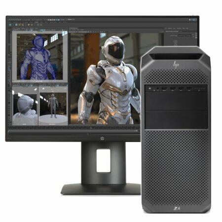 HP Z8 G4 - Nvidia GPU