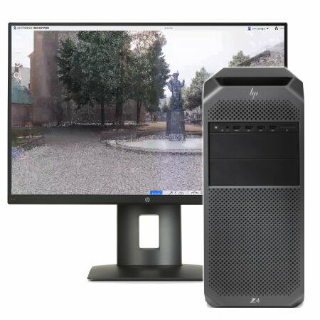 HP Z4 Tower - Point Cloud