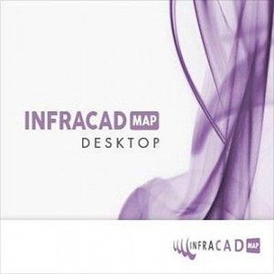 InfraCAD Map Desktop