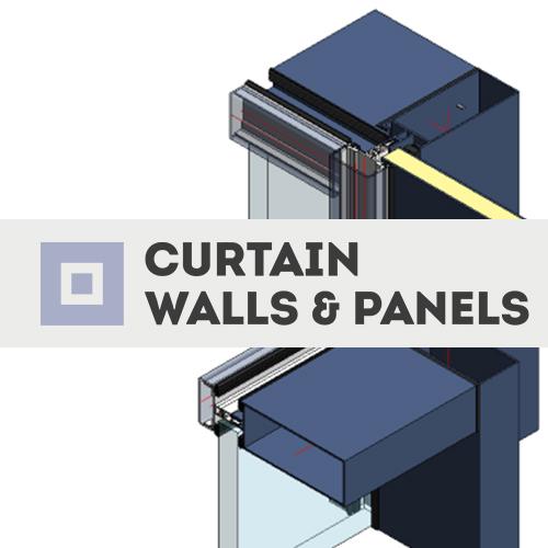 Curtain Walls & Panels