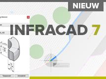InfraCAD 7 zit boordevol NLCS-functionaliteit