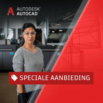 Autodesk Seciale aanbieding