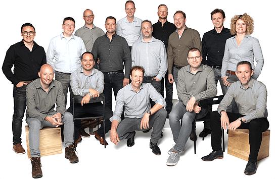 CAD Stunter - Ons team