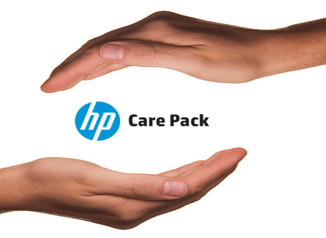 HP care pack, 3 jaar gratis