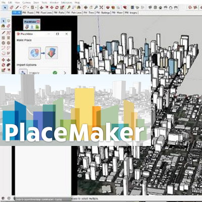 Placemaker SketchUp