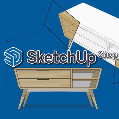 SketchUp Shop. Onile sketchup