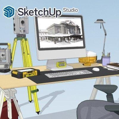 sketchup studio 2021